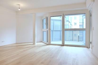 Erstbezug - Moderne 2-Zimmer Wohnung mit Balkon - Nähe Wiedner Hauptstrasse