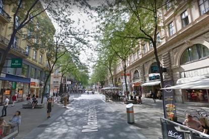 Hochfrequentierte 156m2 Geschäftsfläche direkt auf der Mariahilfer Straße