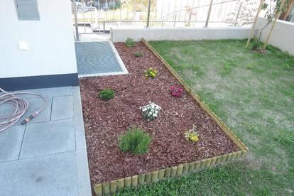 AXAMS-Pafnitz: NEUBAU-exklusive 2 Zimmer Maisonetten Terrassen-/Gartenwohnung mit AAP und Kellerraum!