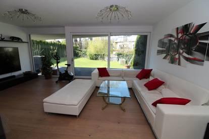 Repräsentative 5-Zimmer-Garten-Wohnung in Toplage von Salzburg - Aigen