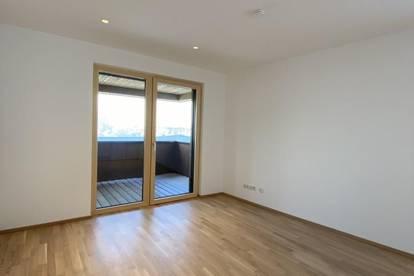 Wunderschöne 2-Zimmer-Wohnung mit Loggia und Tiefgaragenabstellplatz in Igls (ERSTBEZUG)