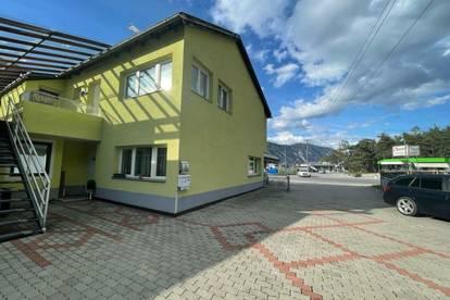 Wohn- und Geschäftshaus mit 1.103 m² Grundstücksfläche in Ötztal-Bahnhof zu verkaufen (FIXPREIS)