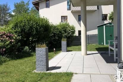 MIETE- wunderschöne und neuwertige 2 Zimmerwohnung mit Garten und Terrasse