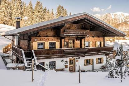 Bauernhaus in Kitzbühel/Aurach - Wohnhaus