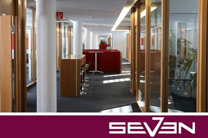 BÜRO: Bürofläche auf 800qm - flexibel einteilbar