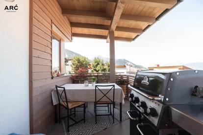 junge attraktive 3-Zimmer-Terrassenwohnung