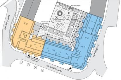 Garagen Abstellplatz in der Hilde-Spiel-Gasse 2, 1230 Wien