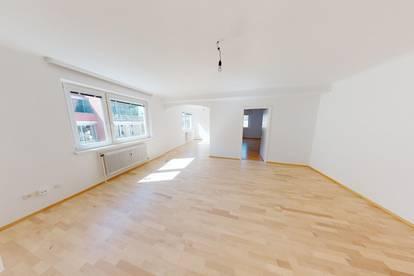 Großzügige zwei Zimmer Wohnung im 6.Liftstock in gepflegtem Neubau am Mittersteig