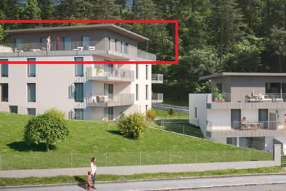 3-Zimmer Wohnung mit 75 m² Terrasse