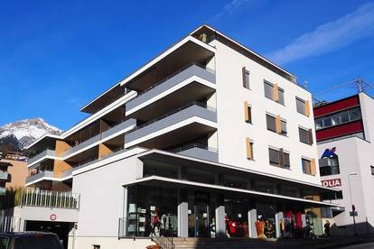 4-Zimmerwohnung mit Westbalkon