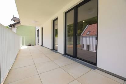 ANLEGERHIT: Fantastische 5-Zimmer-Wohnung in herrlicher Grünlage von Bisamberg - Top 4 (Erstbezug)
