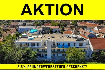 LEO11 - AKTION - 3,5% GRUNDERWERBSTEUER GESCHENKT