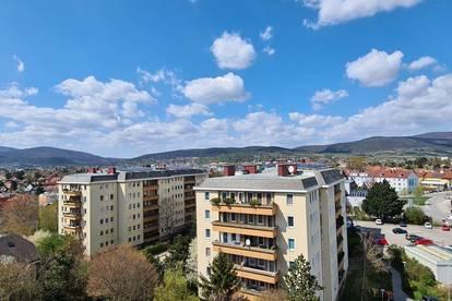 EIGENNUTZER AUFGEPASST - sanierungsbedürftige Wohnung mit Fernblick