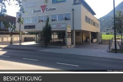 Gut eingeführtes Geschäft in Wörgl an der Bundesstraße