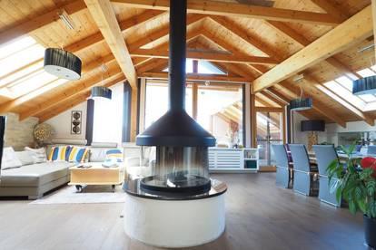 So lässt es sich leben! Familienwohnung in Ebenthal