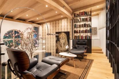 Wohnen im Luftkurort – Herausragende Designvilla