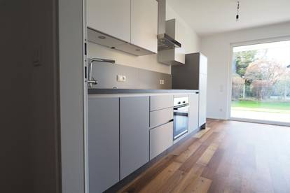 ERSTBEZUG! Exklusiv Wohnen am Spitalberg 2 Zimmer-Wohnung mit Garten - Top 01