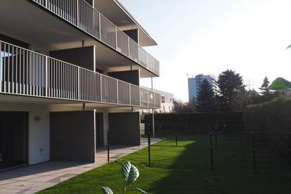 ERSTBEZUG! Exklusiv Wohnen am Spitalberg  2 Zimmer-Wohnung mit Garten - Top 02