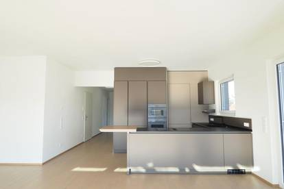 Penthouse Deluxe im Maria Theresia Park - ERSTBEZUG