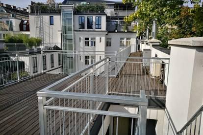 ++ Mit Kaufoption DG-Wohnung XL Dachterrasse++