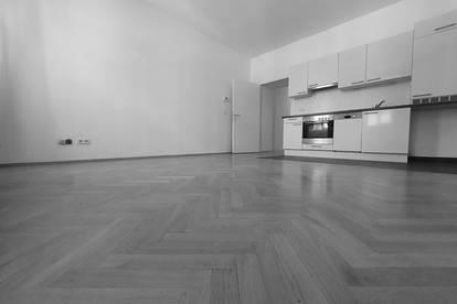 Unbefristete 2-Zimmer Wohnung in guter Lage