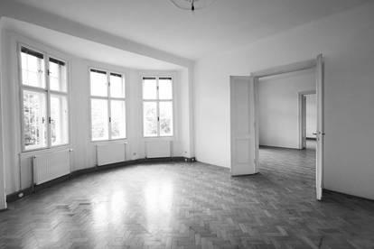 Sanierungsbedürftige Wohnung mit viel Potential