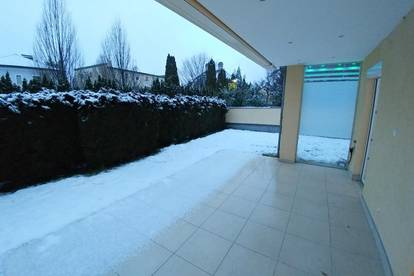 Außergewöhnliche 4-Zimmer-Gartenwohnung in Salzburg-Riedenburg