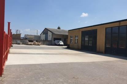+++ Lagerplatz asphaltiert +++ 1.700m² in Strasshof