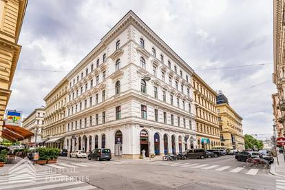 Ablösefreies, lukratives Geschäftslokal, 7 Zimmer, Nähe Stadtpark