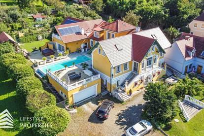 Luxuriöse 15-Zimmer-Villa mit Swimmingpool Nähe Hartberg
