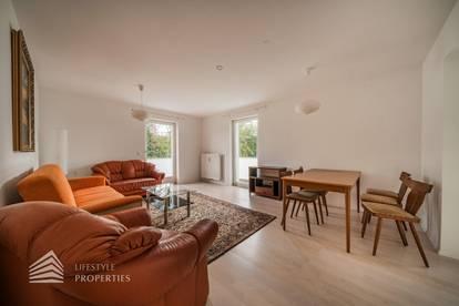 Sensationelle 3-Zimmer Wohnung mit großem Balkon in Bahnhofsnähe