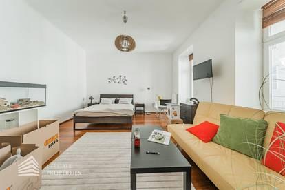 Traumhafte 1-Zimmer Wohnung mit Terrasse Nähe Staatsoper