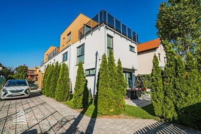 Traumhaftes Einfamilienhaus mit schönem Garten, Nähe Alte Donau