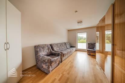 Fantastische 3-Zimmer Wohnung mit Balkon in Bahnhofsnähe