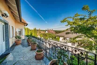 Exklusive 6-Zimmer-Luxusvilla mit Pool, Nähe Breitenfurt bei Wien