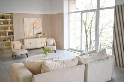 Exklusive 4-Zimmer Doppelhaushälfte mit Garten, Nähe Hagenbrunn