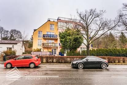 Exklusiver Garagenstellplatz in Top-Lage in Unter-Sievering