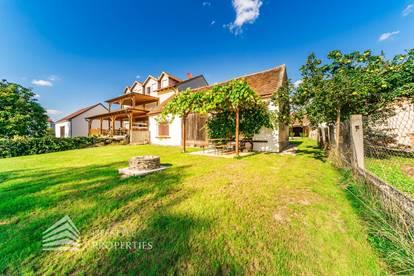 4-Zimmer Einfamilienhaus mit Garten im Südburgenland