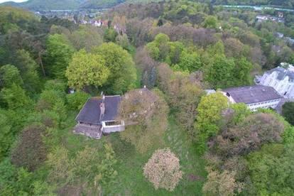 Schönes  13.339 m²  Grundstück  im Wald- und Wiesengürtel