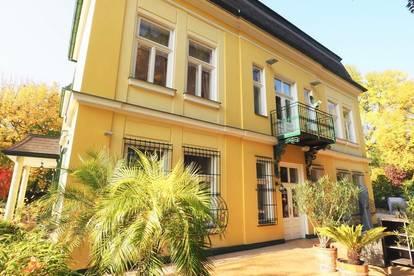 Bezaubernde Villa in Dornbach