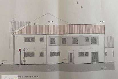 ERSTBEZUG - 2 neue Mietwohnungen in Breitenbrunn - Ortszentrum