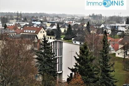 Über den Dächern von Klagenfurt