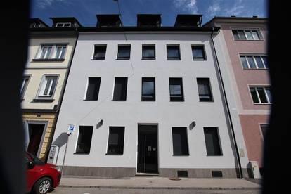 4 Zimmerwohnung mit Stadtflair