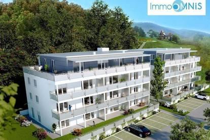 Wald- und Seenresidenzen Eckwohnung mit großem Balkon in bester Lage