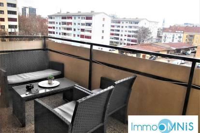 3-Zimmer-Wohnung mit schönem Ausblick - Nähe Innenstadt