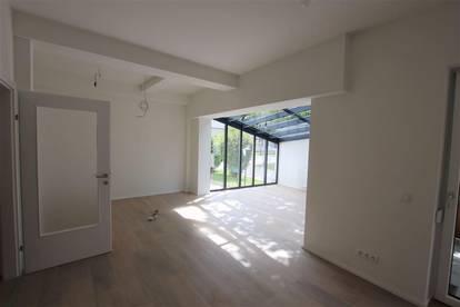 2-Zimmer-Wohnung mit grosser Terrasse und Wintergarten