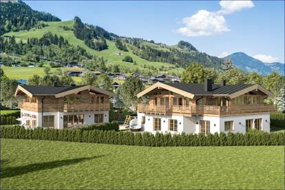 Kitzbühel Panorama - City Chalet
