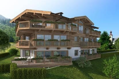 Going Sonniges Grundstück mit Baugenehmigung für Mehrfamilienhaus