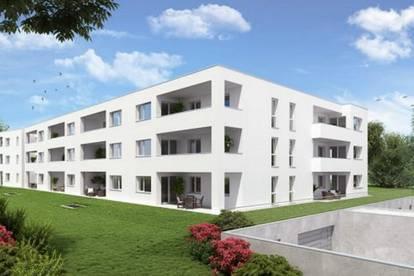 """2-Zimmer Neubau-Mietwohnung in Frankenmarkt """"Hereinkommen und Wohlfühlen"""""""