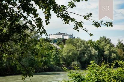 """Einzigartige, hochwertige Gartenmaisonette in Salzburg - Aigen """"Freiraum auf zwei Ebenen"""""""